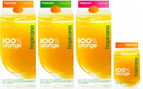 Tropicana redesign first rendering