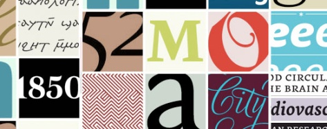 Preview of Award winning Typefaces