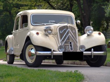 The 1934 Citroen Traction Avant that almost bankrupted the company
